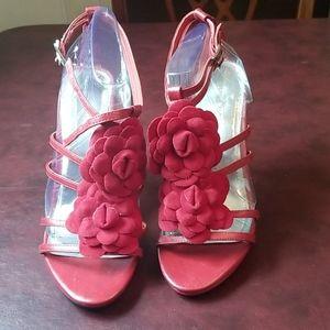 Ann Michelle 5 Inch High Heeled Sandals